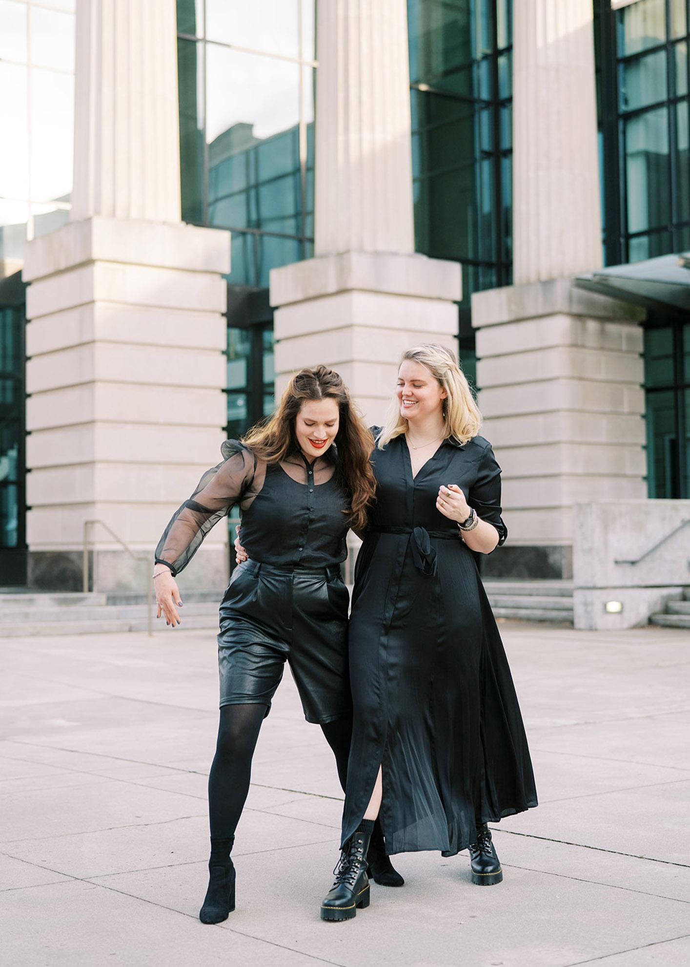 Mina Von Feilitzsch Raleigh South Carolina USA lesbian lgbtq+ musical proposal engagement Dancing With Her