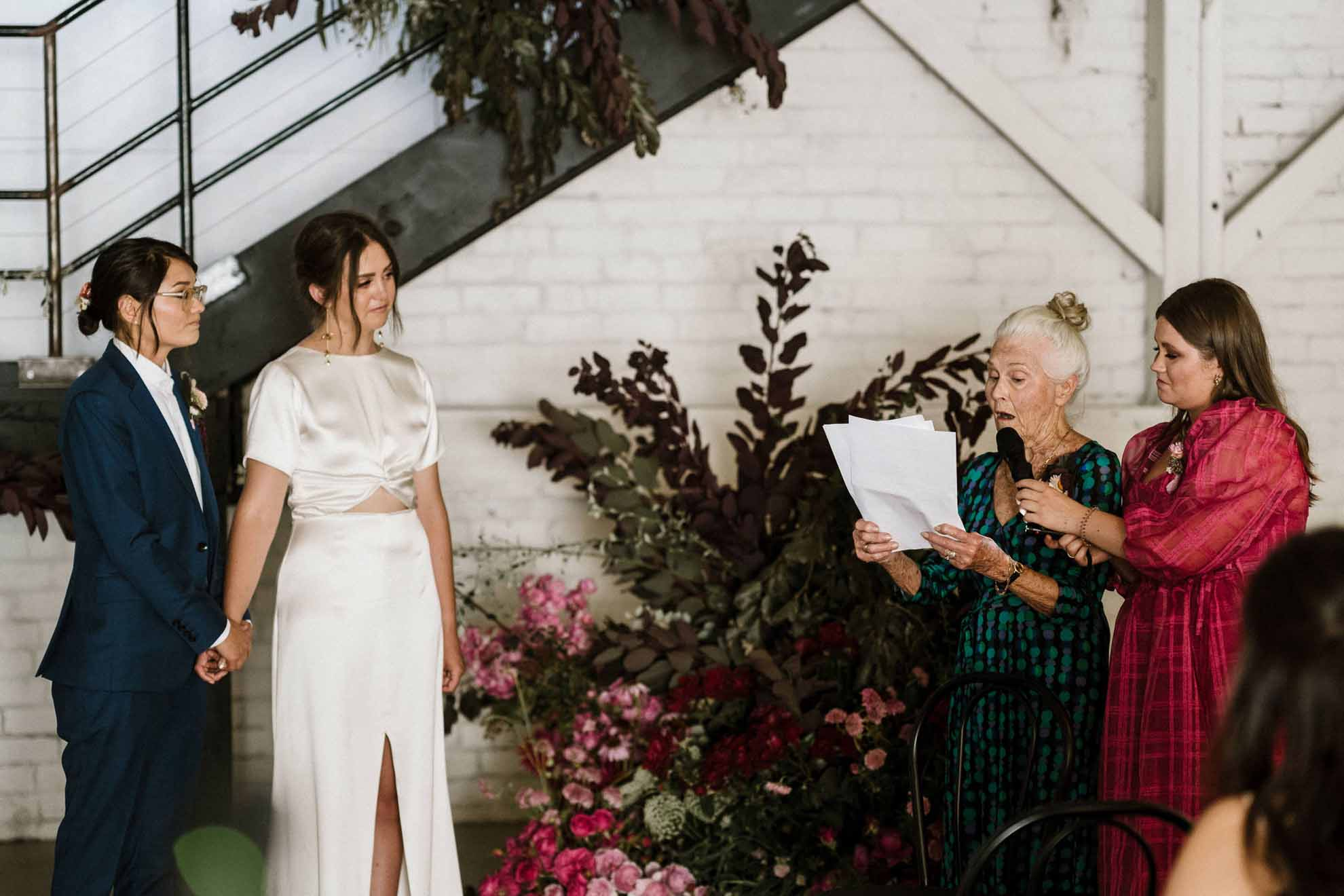 Gold-and-Grit-Photography Footscray Victoria lesbian gay queer LGBT+ couple covid wedding elopement Dancing With Her magazine (1)