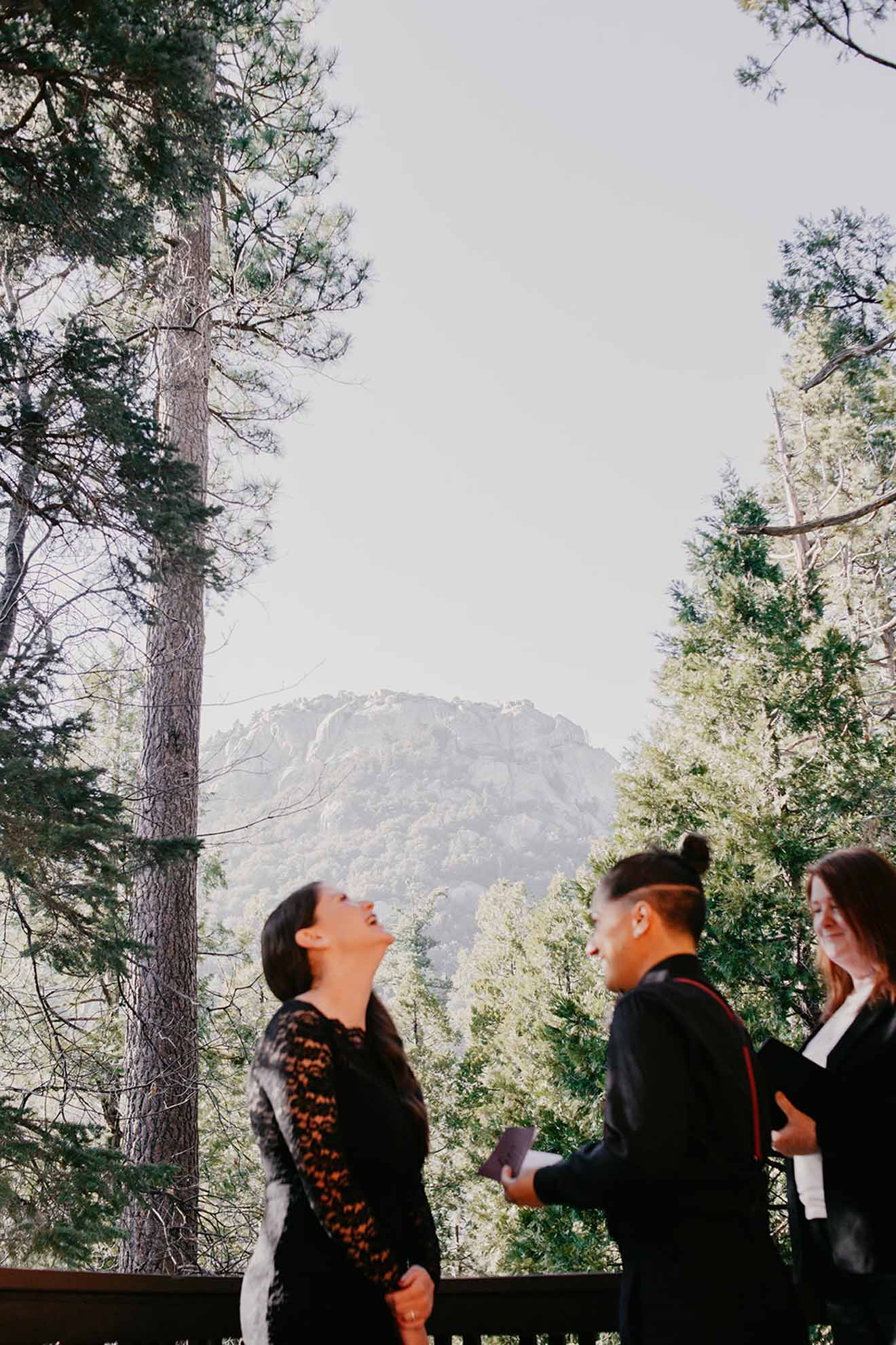 Liv With The Lens Idyllwild elopement California lesbian gay queer photography USA Dancing With Her magazine