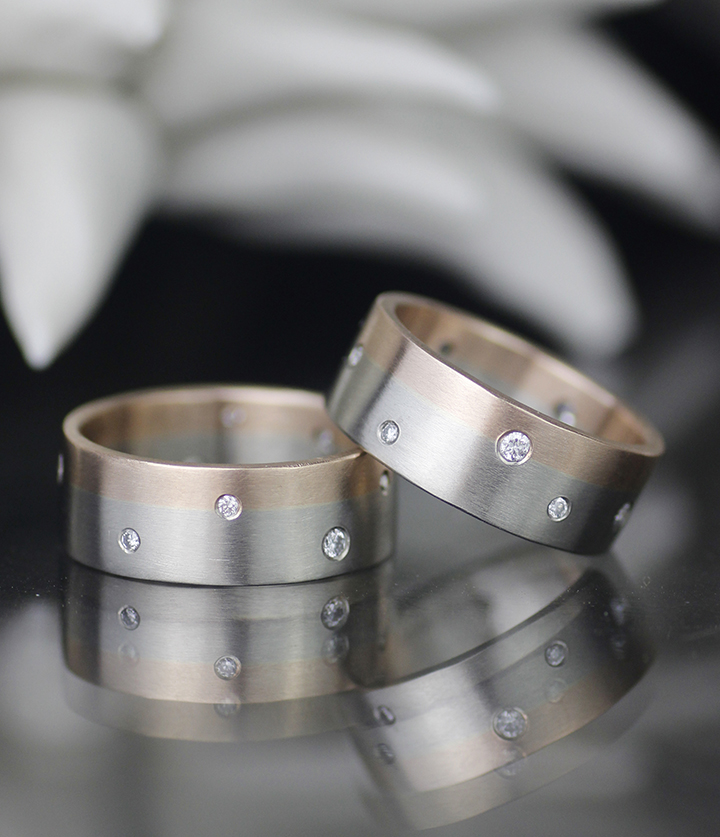 Lolide Seattle USA lesbian gay queer LGBTQIA+ wedding proposal jewelry rings Dancing With Her (7)