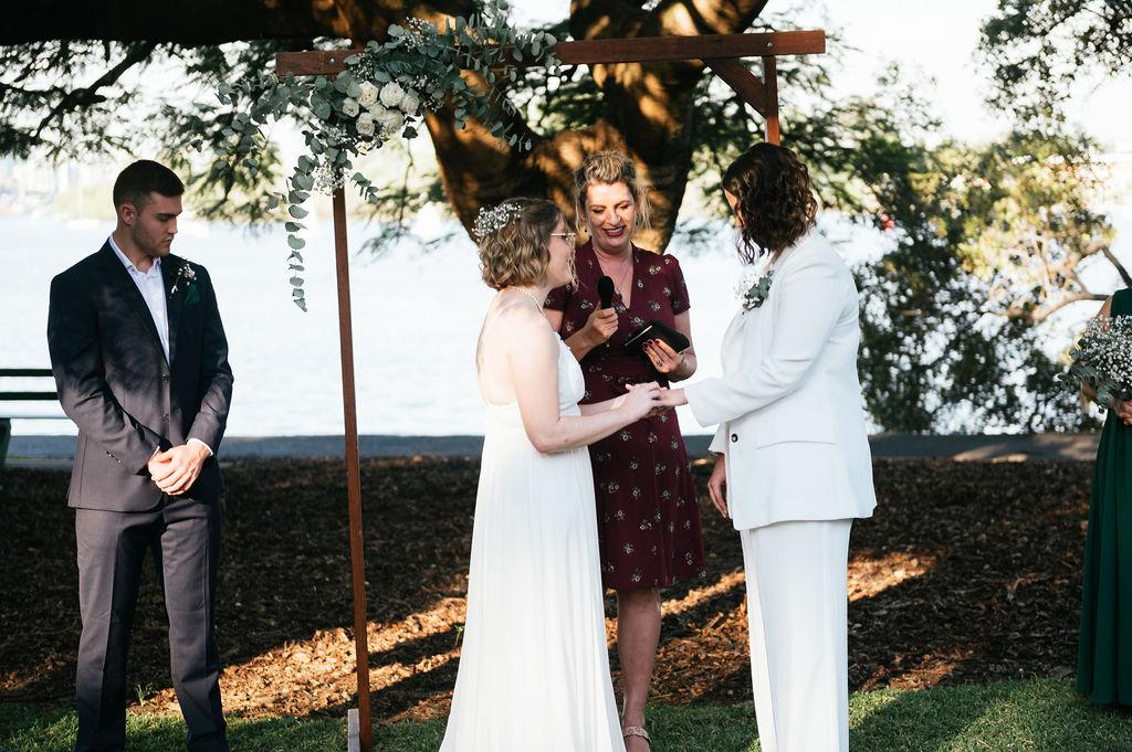 Renee Towers Photographer same-sex LGBTQIA+ lesbian mrs & mrs wedding Australia Dancing With Her magazine (2)