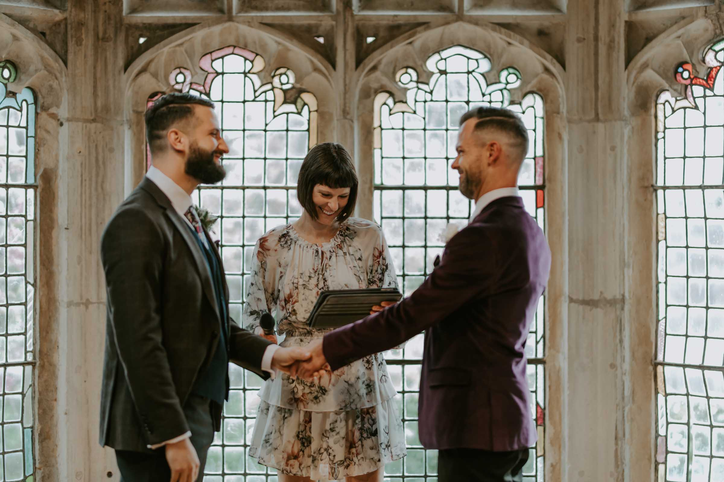 Celebrate With Hailey Melbourne Victoria LGBT+ gay lesbian Same-sex wedding elopement celebrant Dancing With Her (1)