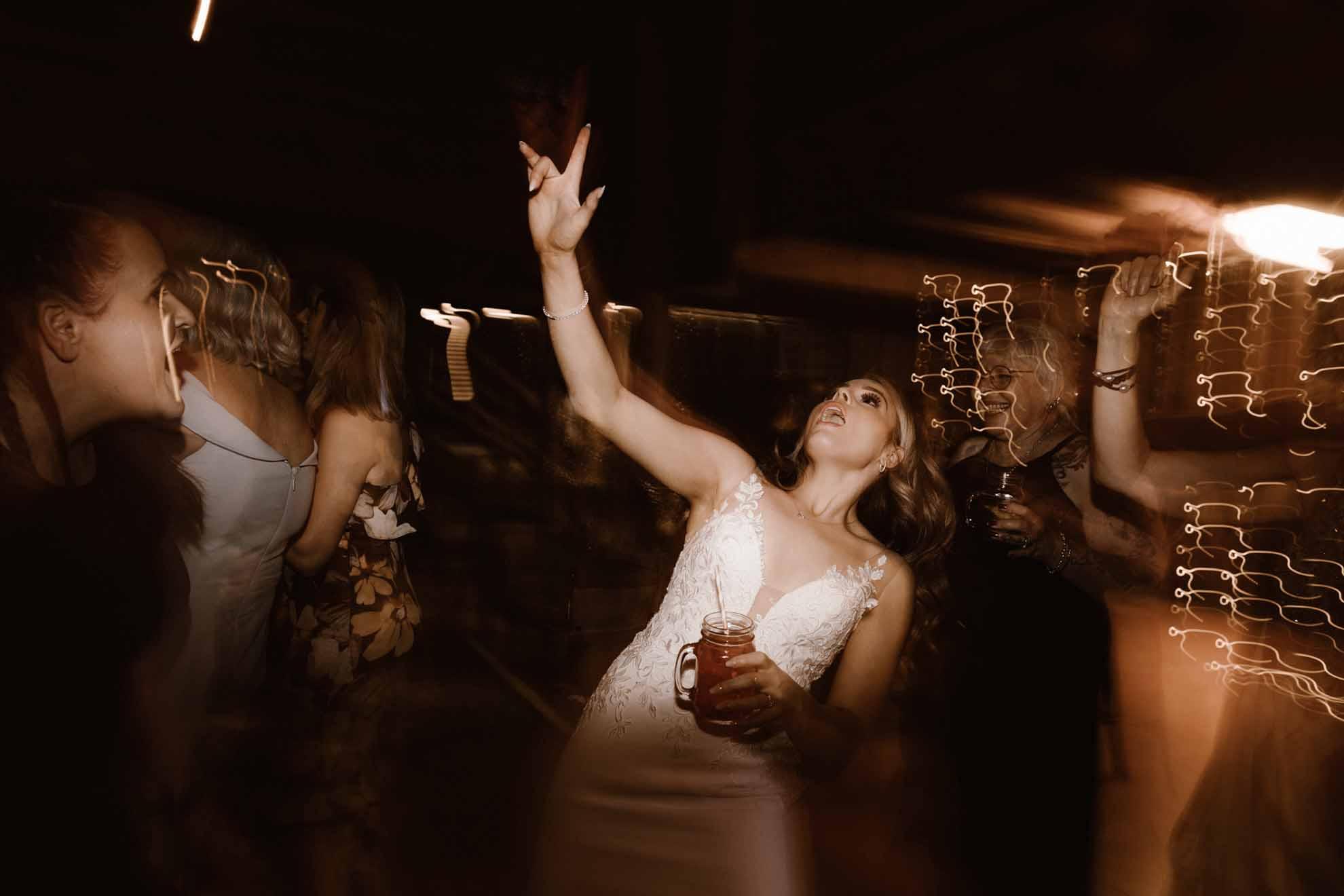 Anni Maria photography lesbian same-sex two brides mrs _ mrs wedding australia perth western australia dancing with her